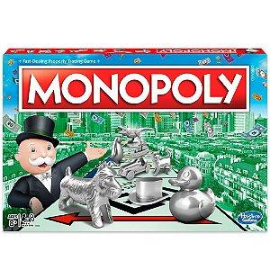 Jogo Monopoly +8 Anos De 2 a 6 Jogadores
