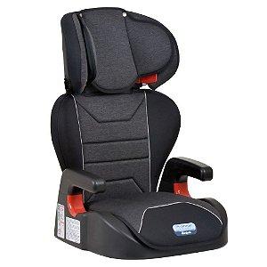 Cadeira Para Auto Reclinável 15 A 36 Kg Ajustavel Cadeirinha Bebê Infantil Protege Burigotto Mesclado Preto