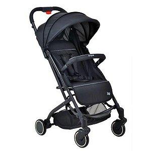 Carrinho De Bebê Preto Burigotto ZAP Reclinavel Até 15Kg