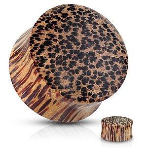 Plug Madeira Palm Wood