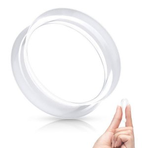 Túnel Silicone Ultrafino Incolor