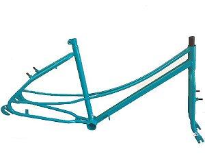 Quadro De Bicicleta Aro 26 Feminina