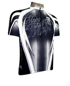Camisa de Ciclismo MUHU Carbono