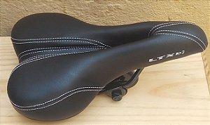 Banco Selim Bicicleta Ltx Anatômico Confort