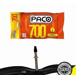 Câmara de Ar PACO 700x25c Presta 48mm