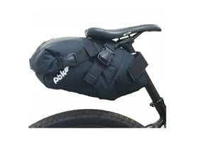 Bolsa Bikepacking Pró Bike Track Preto Alforge