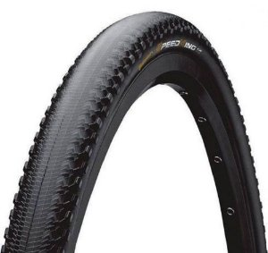 Par De Pneu Continental Cyclocross Speed King 700x35 Gravel