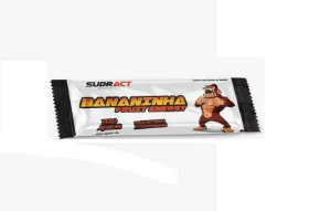Bananinha Fruit Energy Zero Açúcar Display Sudract Nutrition