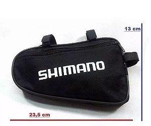 Bolsa triangular para bike Shimano