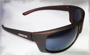 Óculos De Sol Esportivo Óculos Esportivo unisex Marron UV400