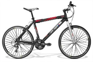 Bicicleta Advanced 1.0 corrida aro 26 freio V-Brake 24 marchas