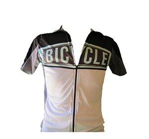 Camisa Para Ciclismo Mtb Damatta Bike Com Zíper