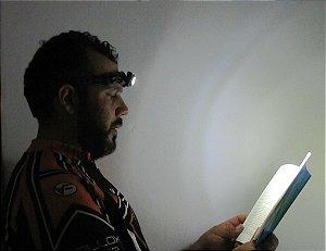 Lanterna De Cabeça Tática Cree Led - Alta Luminosidade