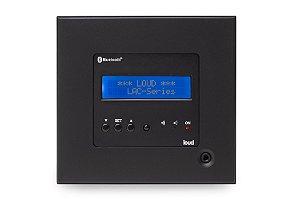 Amplificador de Parede Loud Audio Estéreo Bluetooth LAC NG BLACK