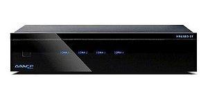 Amplificador Multiroom Digital 4 zonas AMCP - MR4.50D-XT