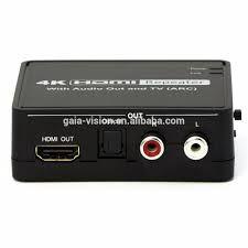 Extrator HDMI com TOSLINK DMD GV-CH2109