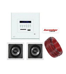 Som Ambiente Loud Audio - 1.2 lac/sq5