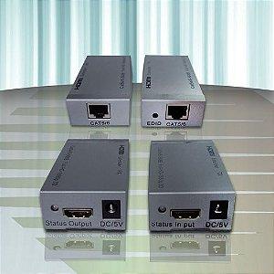Extensor HDMI 3D via Single Cats 6/60mts DMD EX-3022