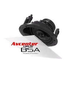 Caixa BSA Acústica Ceiling / In Wall 60W Rms S-4A -