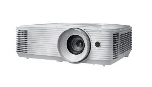 Projetor Optoma HD27 HDR 3D  3400 Lumens - Branco ---------------Home Cinema---------------Home Theater---------