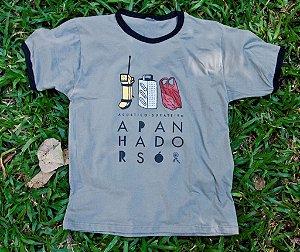 """2_Camiseta """"Acústico-Sucateiro"""""""
