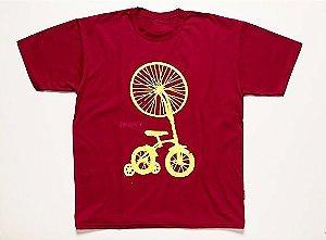 2_Camiseta Bicicleta Vermelha