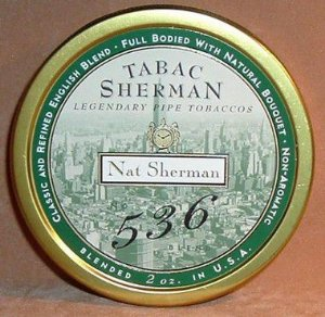 Nat Sherman # 536