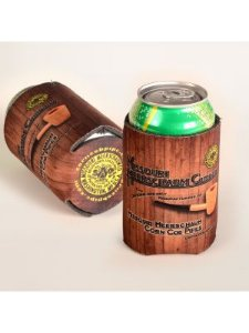 Missouri Meerschaum Wood-Look Koozie
