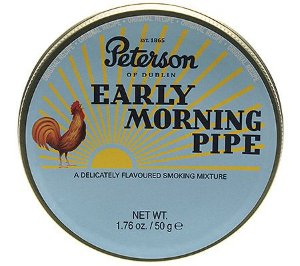 Early Morning Pipe - Peterson