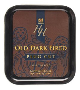 HH Old Dark Fired Plug Cut