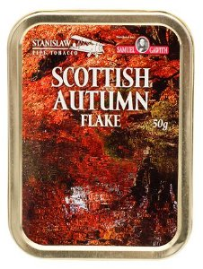 Scottish Autumn Flake