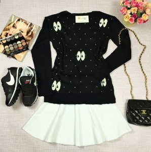 Tricot Look