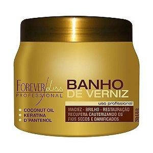Forever Liss Banho de Verniz 250g Hidratação Brilho