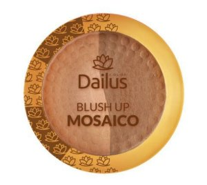 Blush Up Mosaico Dailus - 08 - Bronzer Divino