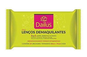 Lenços Demaquilantes Dailus