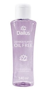 Demaquilante Oil Free Dailus