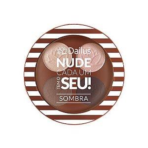 Quarteto de Sombras Dailus 04 - Nossa Pele