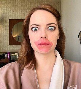 Máscara de Lábios Hidratação e Volume Pilaten