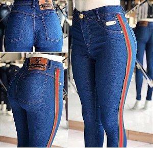 Calça Jeans Listras