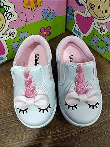 Sapato Infantil Unicornio