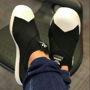 Tênis Adidas Superstar Slip