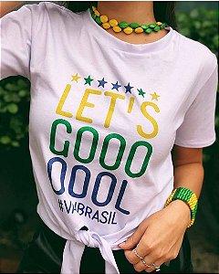 T-shirt Let's Gol