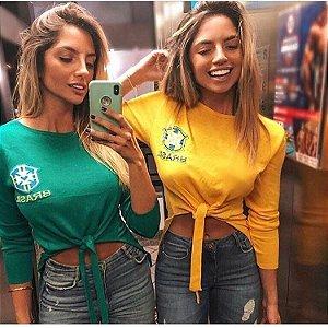 Tricot Nózinho Brasil