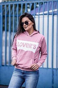 Moletom com Capuz Lover's