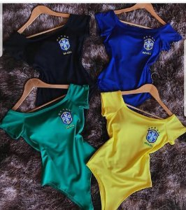 Body Torcida Brasileira