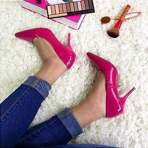 Scarpin Beira-Rio Pink