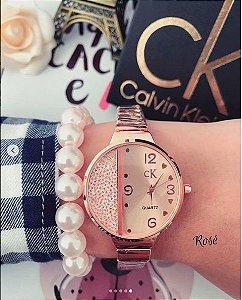 Relógio linha Divas CK 2
