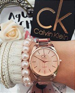 Relógio Linha Clean CK 3