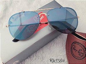 Óculos de sol Aviador blaze RB 3584