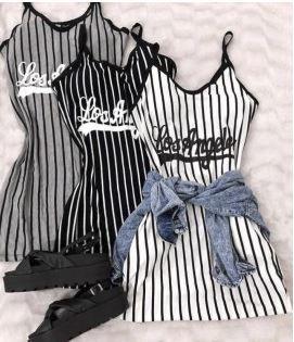 Vestido Los Angeles - Malha